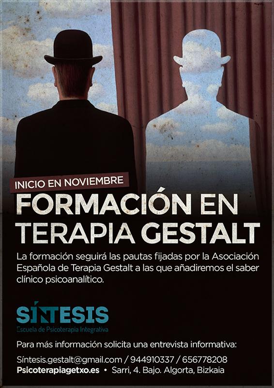 Formación en Terapia Gestalt